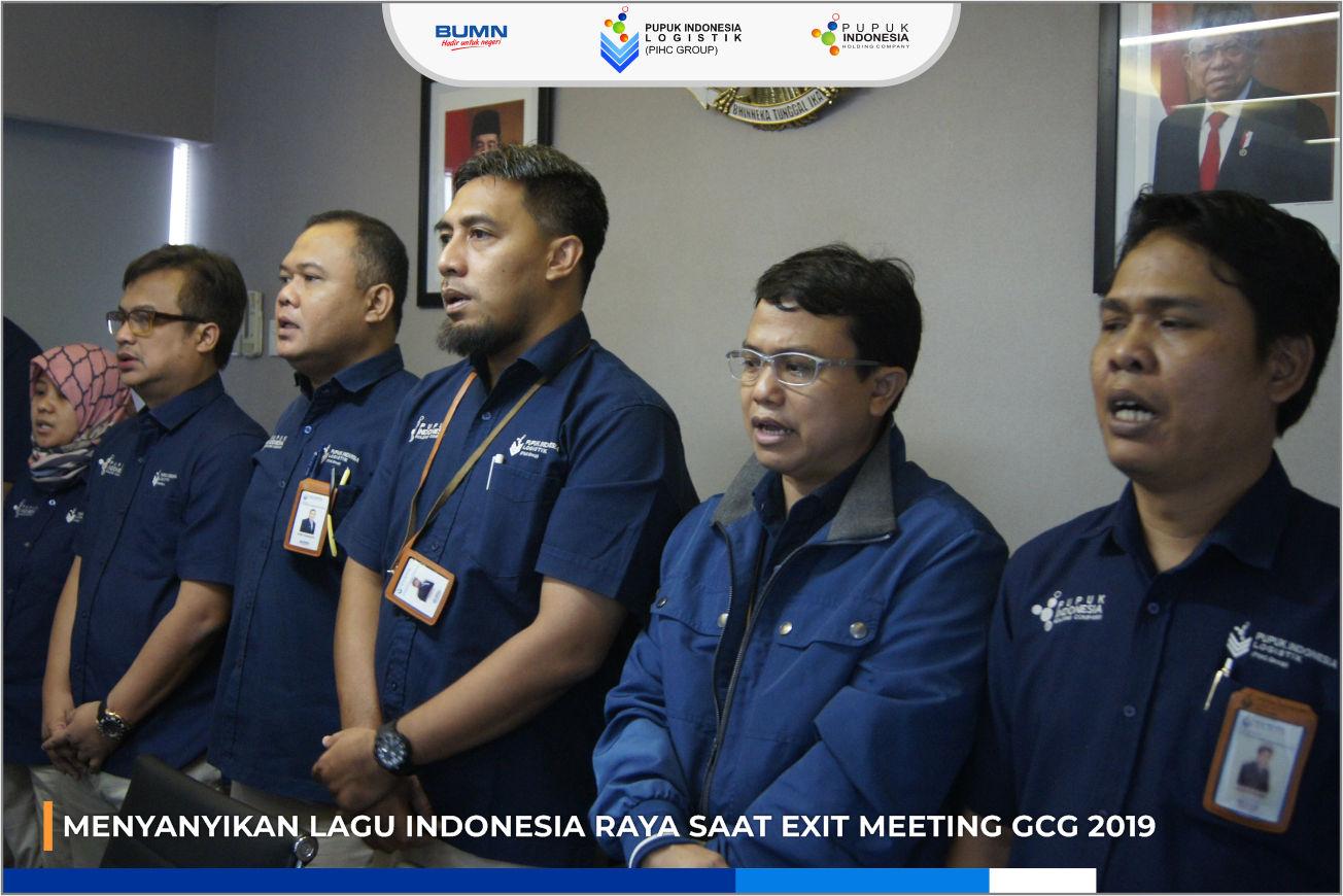 EXIT MEETING GCG 2019 PT PILOG